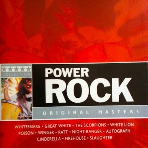 Various Power Rock Original Masters!