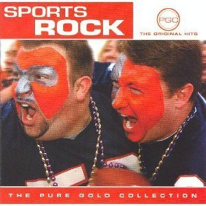Various Artists Sports Rock The Pure Gold Collection