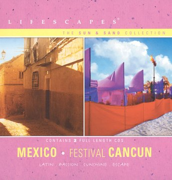 Lifescapes The Sun & Sand Collection Mexico. Festival Cancun