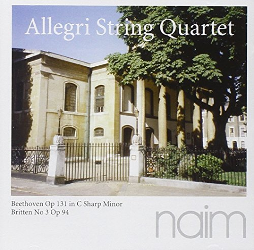 Allegri String Quartet Beethoven Quartet Op.131