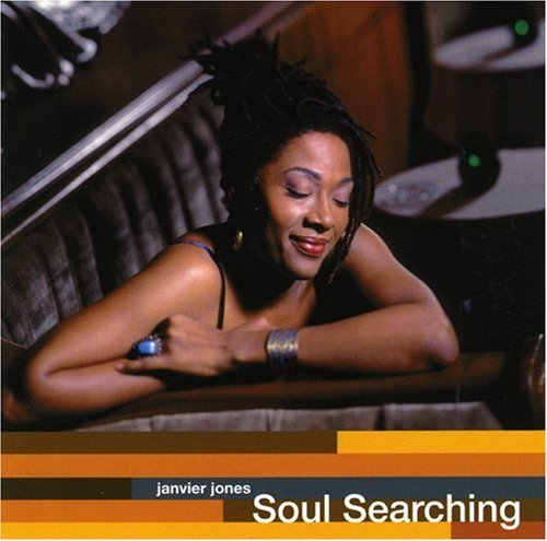 Janvier Jones Soul Searching Import Gbr
