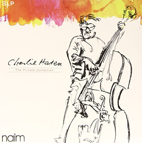 Charlie Haden Private Collection 3 Lp