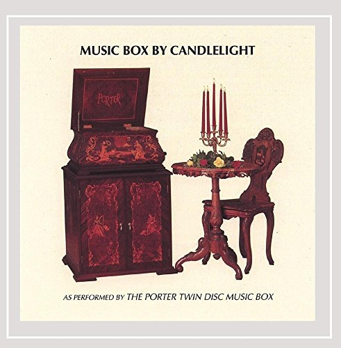 Porter Music Box Co. Music Box By Candlelight