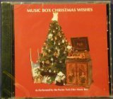 Porter Twin Disc Music Box Music Box Christmas Wishes