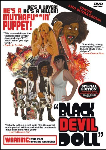 Black Devil Doll Black Devil Doll Ws Nr