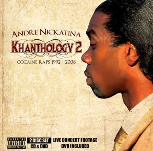 Andre Nickatina Khanthology 2 Cocain Raps 1992 Explicit Version