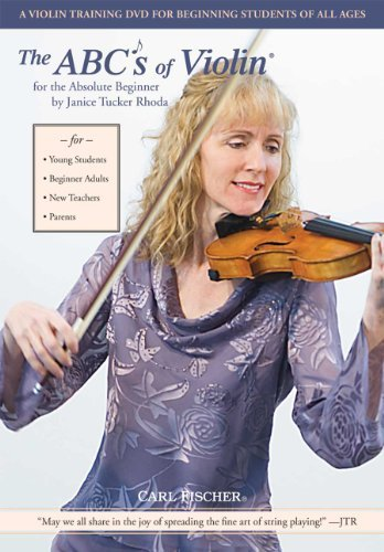 Rhoda Janice Tucker Abc's Of Violin For The Absolu Nr