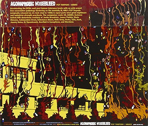 Agoraphobic Nosebleed Pcp Torpedo Explicit Version 2 CD