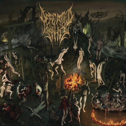 Defeated Sanity Chapters Of Repugnance