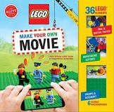 Editors Of Klutz Lego Make Your Own Movie 100% Official Lego Guide To Stop Motion Animation