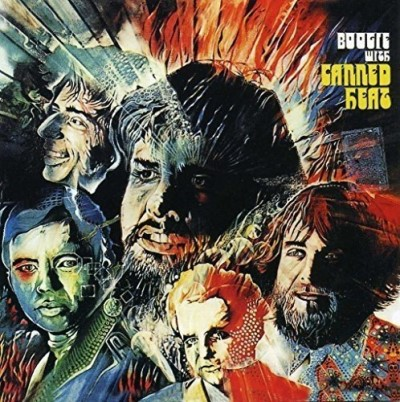 Canned Heat Boogie With Canned Heat Limit Import Jpn Limited Shm CD Paper Sleeve 20