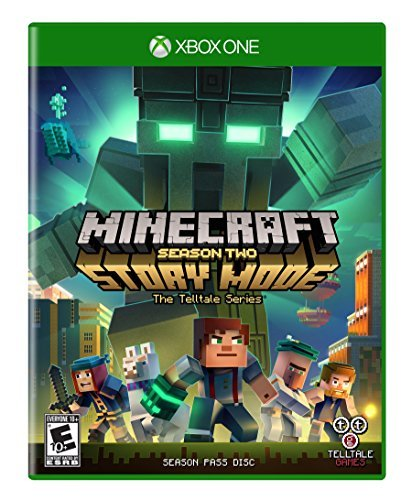 Xbox One Minecraft Story Mode Season 2
