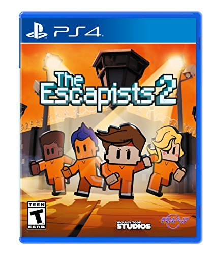 Ps4 Escapists 2