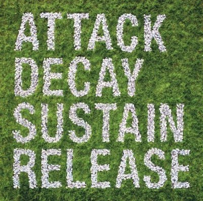 Simian Mobile Disco Attack Decay Sustain Release Lp Double Vinyl In Gatefold Sleeve. Limited Usa Availability 250 Lps 2lp