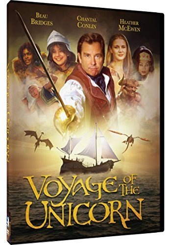 Voyage Of The Unicorn The Complete Miniseries DVD Nr
