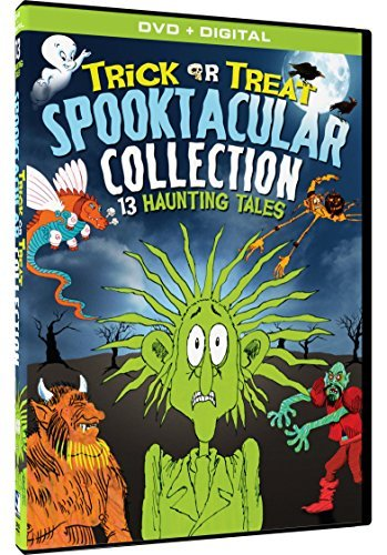 Trick Or Treat Spooktacular Collection DVD Nr