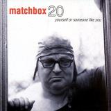 Matchbox Twenty Yourself Or Someone Like You Transparent Red Vinyl