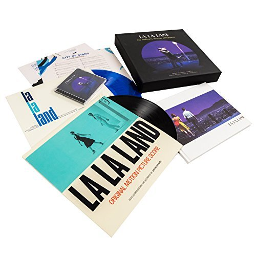 La La Land The Complete Musical Experience Box Set