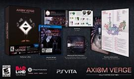 Playstation Vita Axiom Verge Multiverse Edition