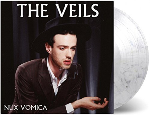 Veils Nux Vomica (whte & Black Mixed Vinyl) Limited White & Black Mixed 180 Gram Audiophile Vi