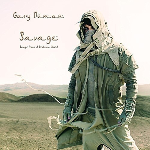 Gary Numan Savage (songs From A Broken Wo Import Gbr