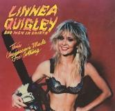 Linnea Quigley This Chainsaw's Made For Cutting (guts & Goo Colored Vinyl) Ltd To 500 1st Time On Vinyl
