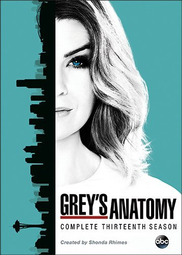 Grey's Anatomy Complete Seaso Season 13 DVD