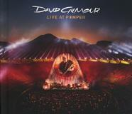 David Gilmour Live At Pompeii 2 Disc In Standard Sized CD Casebook