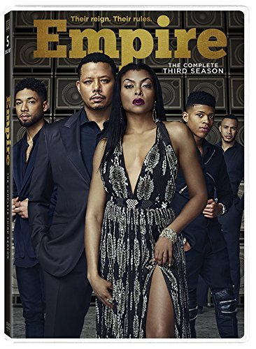 Empire Season 3 DVD