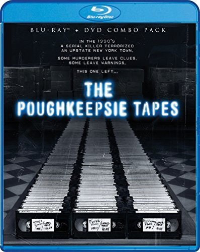 The Poughkeepsie Tapes Messmer Robson Blu Ray DVD R
