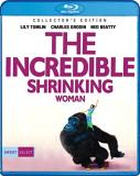 Incredible Shrinking Woman Tomlin Grodin Blu Ray R