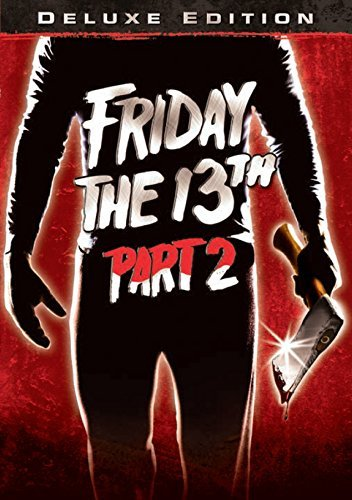 Friday The 13th Part 2 Palmer Steel Furey DVD R