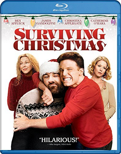 Surviving Christmas Affleck Applegate Gandolfini Blu Ray Pg 13