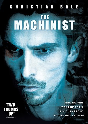 The Machinist Bale Leigh DVD R