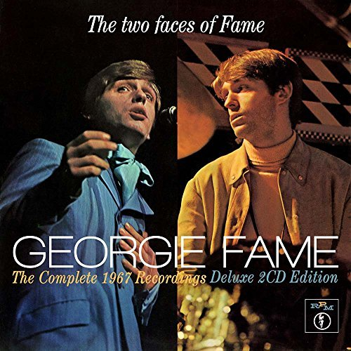 Georgie Fame Two Faces Of Fame Complete 19 Import Gbr 2cd