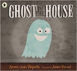 Ammi Joan Paquette Ghost In The House