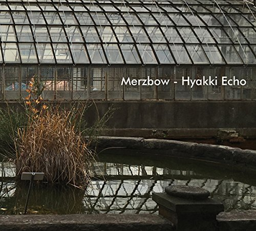 Merzbow Hyakki Echo CD On One Side Vinyl On The Other