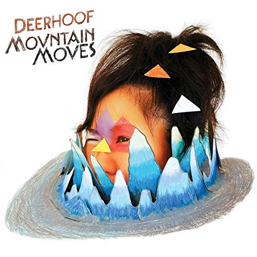 Deerhoof Mountain Moves (indie Exclusive Blue Swirl Vinyl)