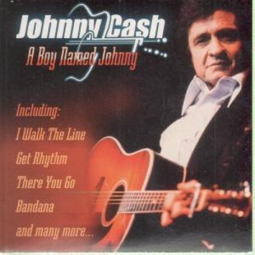 Johnny Cash A Boy Named Johnny