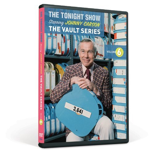 The Tonight Show Starring Johnny Carson The Vault Vol. 6