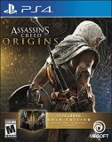 Ps4 Assassins Creed Origins Steelbook Gold Edition
