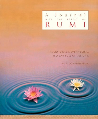 Michael Green Rumi Coleman Barks A Journal With The Poetry Of Rumi
