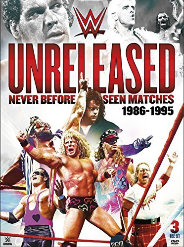 Wwe Unreleased 1986 1995 DVD