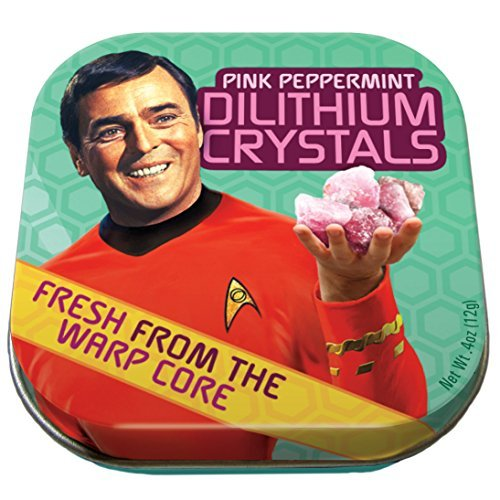 Mints Star Trek Dilithium Crystals