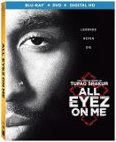 All Eyez On Me Shipp Gurira Graham Blu Ray DVD Dc R