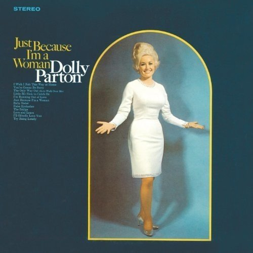 Dolly Parton Just Because I'm A Woman Import Eu