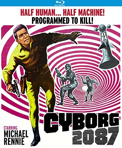Cyborg 2087 (1966) Rennie Steele Blu Ray Nr