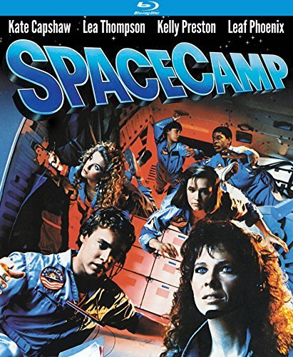 Space Camp Thompson Crepshaw Preston Blu Ray Pg