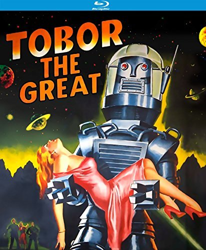 Tobor The Great Drake Booth Blu Ray Nr