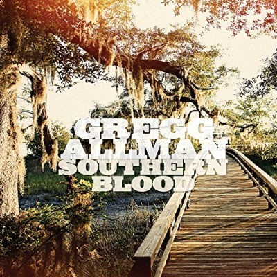 Gregg Allman Southern Blood CD DVD Deluxe Edition